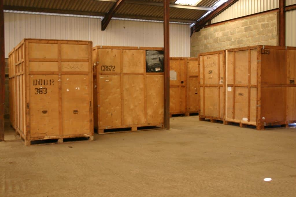 Leading Bristol Storage Company