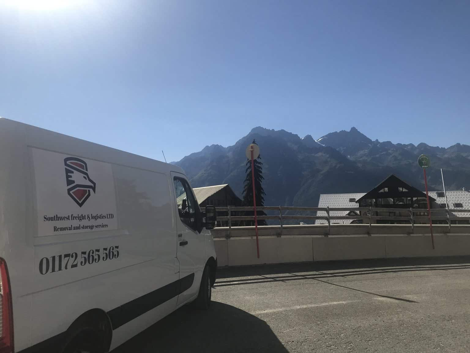 SWFL in the French Alpes
